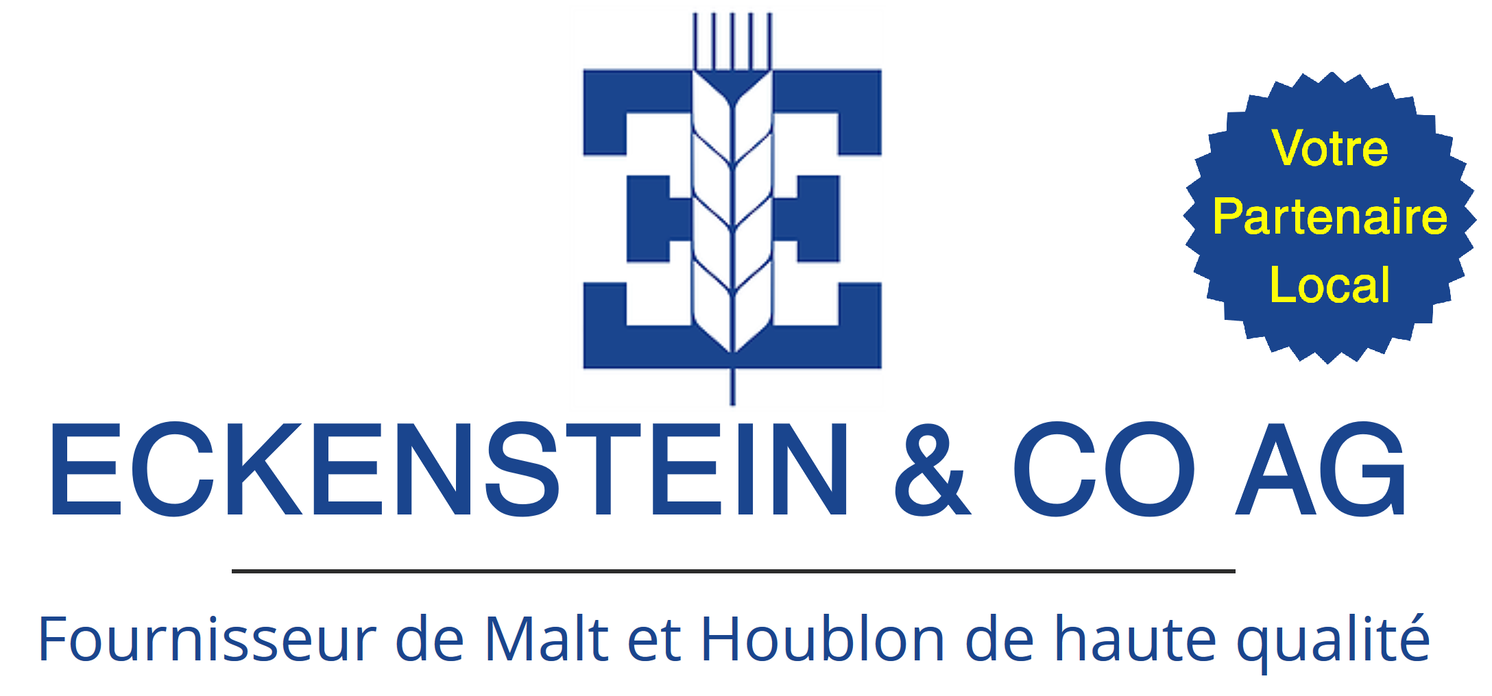 MALT & HOUBLON - ECKENSTEIN & CO AG